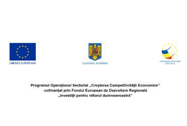 Programul Operațional Sectorial