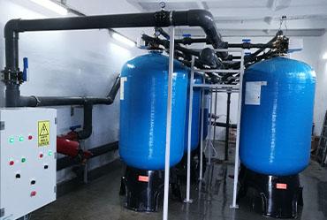 Tratarea apei în industria conservelor de legume si fructe